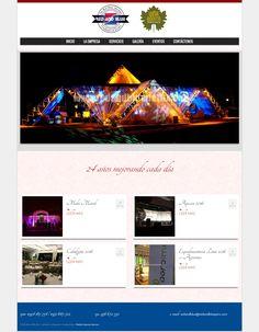 Somos una empresa dedicada especialmente a la ORGANIZACIÓN  de los más exclusivos eventos.