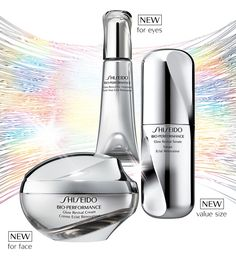 Recharge skin to it's natural, glowing beauty with Shiseido Bio-Performance Glow Revival #skincare