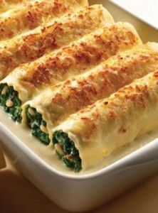 Canelones de espinacas Zucchini, Vegetables, Ethnic Recipes, Food, Spanakopita, Gastronomia, Summer Squash, Veggies, Eten