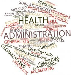 Healthcare Administration bachelor degree example