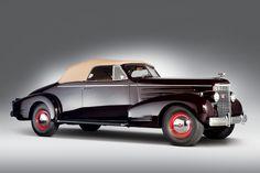 1938 Cadillac Sixteen Convertible Coupe