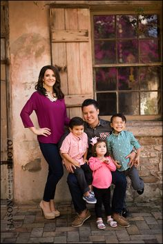 Tran Family Photo Session, Venue-Race + Religious,  Photography- Jason Cohen Photo