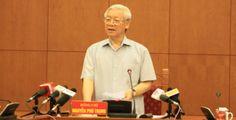 Tổng bí thư Nguyễn Phú Trọng nhấn mạnh: Tập trung lực lượng truy bắt dẫn độ Trịnh Xuân Thanh về nước