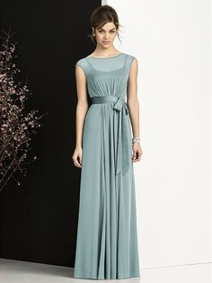 Laura - not sure if you totally hate this but you would def stand out from other maids. After Six Bridesmaids Style 6676 http://www.dessy.com/dresses/bridesmaid/6676/#.UnW87jK9KK0