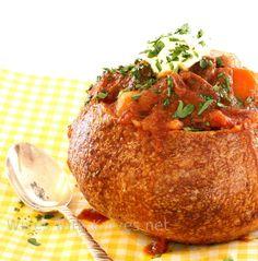 Susan's Jaeger Suppe ~ Hunter's Soup