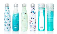 Gray Malin x S'well summer bottle collection