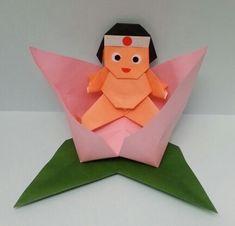 Helmet díszek Momotaro | origami szórakozás