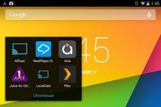 Android Apps Streaming to Chromecast