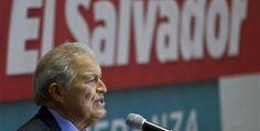 Exguerrilleros celebran triunfo en El Salvador