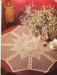 Decorative Crochet Magazines 34 - Cenira Ávila - Álbuns da web do Picasa