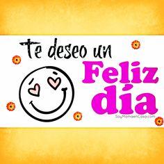 #feliz #día  http://soymamaencasa.com