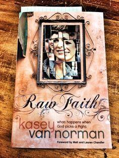 Raw Faith Book Review