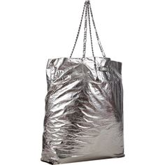 """Lanvin """"Paper Bag"""" Tote at Barneys.com"""