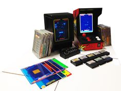 Vectrex (1982) by General Consumer Electronics