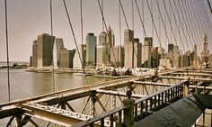 Brooklyn Bridge © Tristane de La Presle