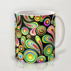 Strange Cute And Colorful Coffee Mugs Gifts