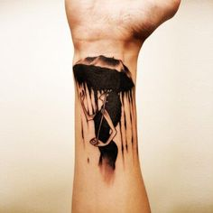 Really awesome wrist tattoo
