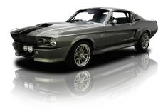 1967 Ford Mustang GT Eleanor 428 Cobra Jet C6