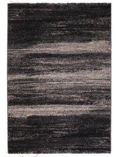 """Moderner Designer Teppich grau """"Größe auswählen"""" 120 x 170 cm"""