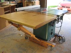 outfeed table - Google Search