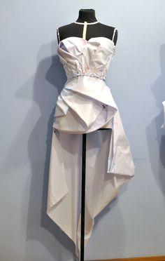 #moulage #draping #daniloattardi #fashionacademy #workshop #students