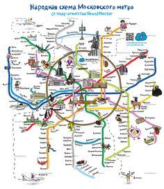 Moscow Metro (Underground)