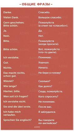 Немецкий, английский, французский— любой язык имеет свои устойчивые фразы ивыражения. Знание таких фраз значительно облегчает процесс общения сносителями языка. Стоит только заучить некоторые выражения— иразговор точно пойдет как помаслу.