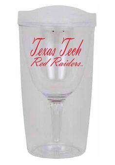 Texas Tech Raiders Wine To Go Tumbler