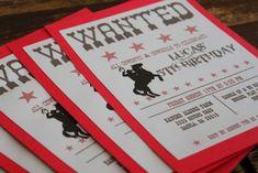 FREE Printable Cowboy Birthday Invitation | Jolly Mom: Recipes | Crafts | Atlanta Mom Blogger | Brand Ambassador | Product Reviews