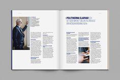 Editorial Design Inspiration: WE Magazine | Abduzeedo Design Inspiration & Tutorials