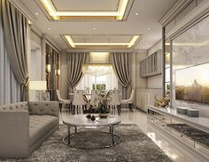 """Check out new work on my @Behance portfolio: """"3D Luxury House"""" http://be.net/gallery/51443683/3D-Luxury-House"""