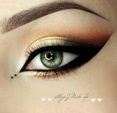 Arabic makeup :-) – Makeup Geek