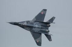 Polish Air Force Mikoyan MiG-29A RIAT 2016