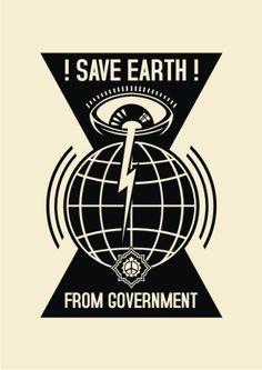 SAVE EARTH.........
