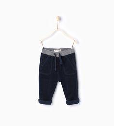 Pantalons - Enfant - bébé Garçon | ZARA France
