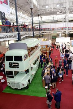 London Wine Fair 2016 _ Grand Hall