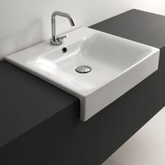 8 Best Modern Semi Recessed Sinks Images