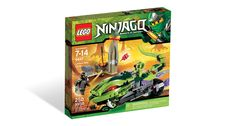 LEGO.com Ninjago Models - Products - 9450