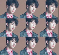 박진영 Park Jin Young #GOT7 | Model