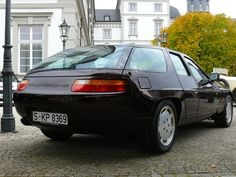 The Very First Porsche Wagon We love this 928 Birthday present for Ferry Porsche. Our Birthday is coming up. (hint - hint)