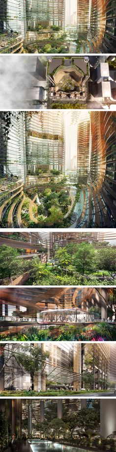Studio Ingenhoven - Marina One, Singapore