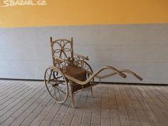 traumhafter antiker kinderwagen gro e r der porzellangriff toll in rheinland pfalz winnen. Black Bedroom Furniture Sets. Home Design Ideas