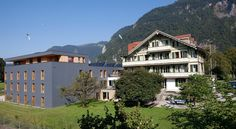 Backpackers Villa Sonnenhof - Hostel Interlaken Interlaken The family-friendly Backpackers Villa in Interlaken, in the heart of the Bernese Oberland, offers simple yet stylish rooms that are individually decorated. Free WiFi is available in all areas of the property.