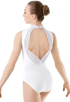 Body Wrappers Mesh Accent Leo