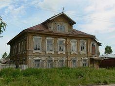 Tot'ma, Vologda Region