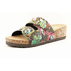 Dirty Laundry by Chinese Laundry Womens Tai Chi Floral PR Platform Sandal Coral Multi 8 M US * You can find more details by visiting the image link.