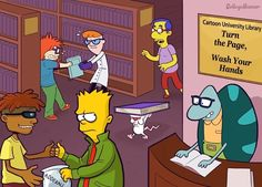 What Your Favorite 90s Cartoon Characters Would Look Like In College