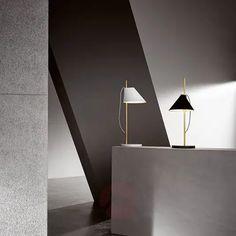 Louis Poulsen marmurowa lampa stołowa Yuh Brass   Lampy.pl Wall Lights, Ceiling Lights, Applique, Brass, Lighting, Home Decor, Products, Minimalist, Tree Floor Lamp