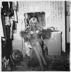View Topless dancer in her dressing room, San Francisco, Cal. 1968 by Diane Arbus on artnet. Browse more artworks Diane Arbus from HK Art Advisory Projects. Diane Arbus, Most Famous Photographers, Great Photographers, Proof Of Life, Ralph Gibson, Photography Women, Summer Photography, Inspiring Photography, Photography Tutorials