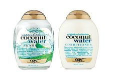 Organix Weightless Hydration Coconut Water Shampoo/Conditioner Set 13oz * You can find more details by visiting the image link.